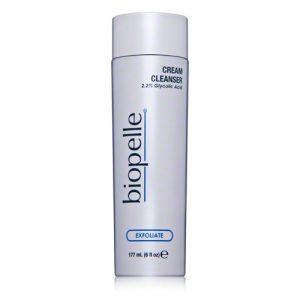 biopelle cream cleanser