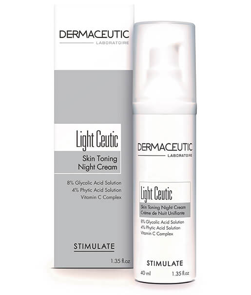 Dermaceutic Light Ceutic Night Cream