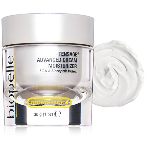 biopelle tensage advanced cream moisturiser